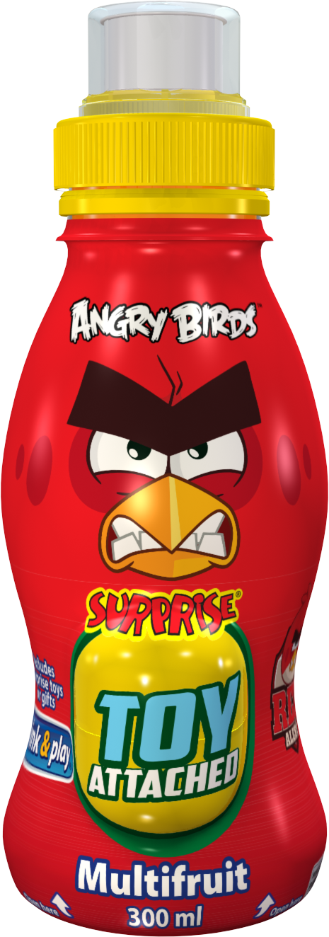 angry birds drink